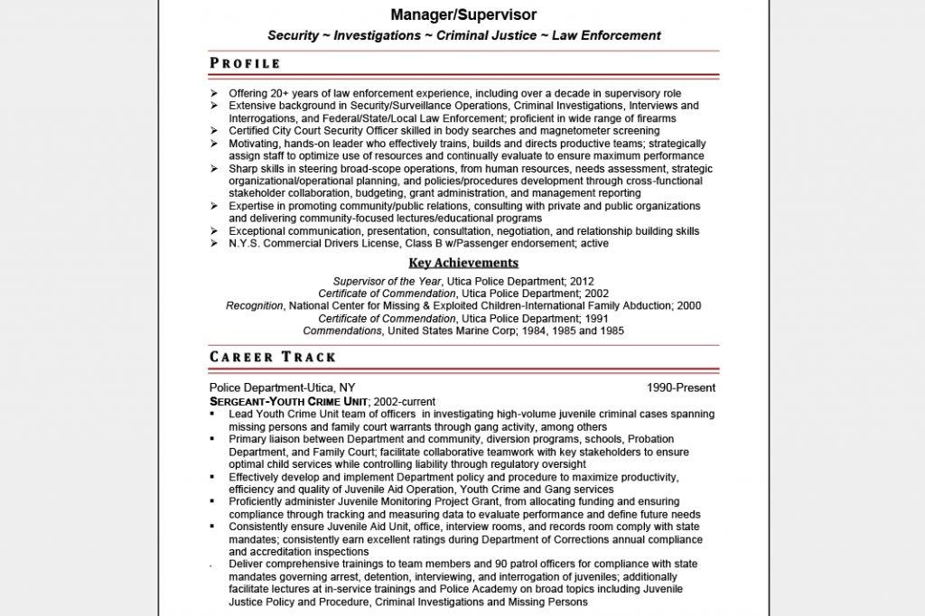 Top 3 Resume Tips