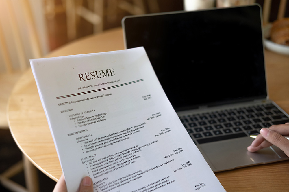 Getting The Best Resume